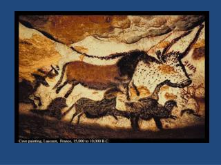 Story of Lascaux Cave… Does anything look familiar?  Can you find the picture from the last slide?