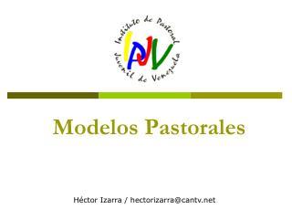 Modelos Pastorales