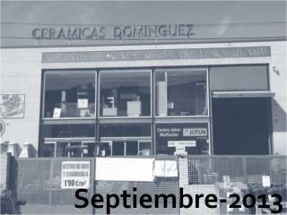 Septiembre-2013