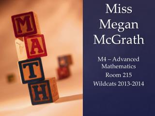 Miss Megan McGrath