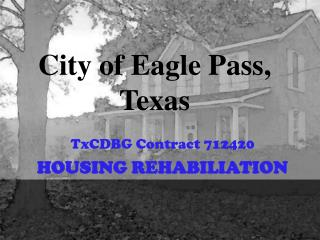 City of Eagle Pass, Texas