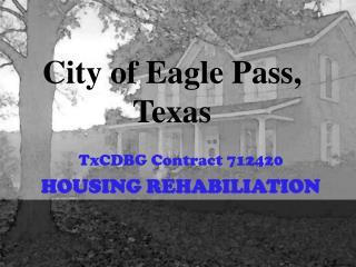 City of Eagle Pass, Texas