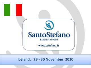 Iceland,   29 - 30  November   2010