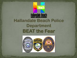 Hallandale Beach Police Department BEAT the Fear