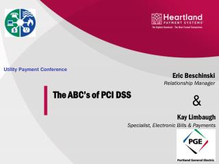 The ABC�s of PCI DSS