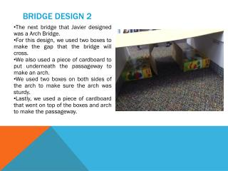 Bridge design 2