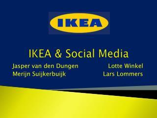 IKEA & Social Media
