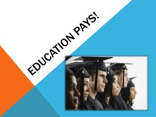 Education Pays!