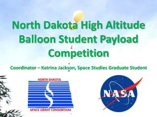 North Dakota High Altitude Balloon Student Payload Competition