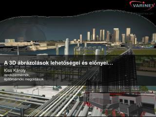 A 3D ábrázolások lehetőségei és előnyei…
