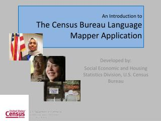 An Introduction to  The Census Bureau Language Mapper Application