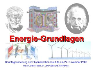 Energie-Grundlagen