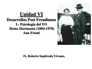 Ps. Roberto Sep lveda Y venes.