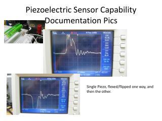 Piezoelectric Sensor Capability Documentation  Pics