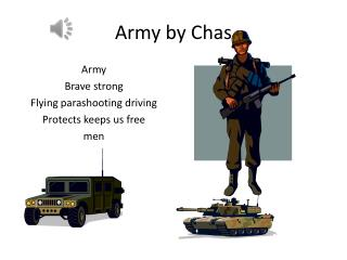 Army by Chas