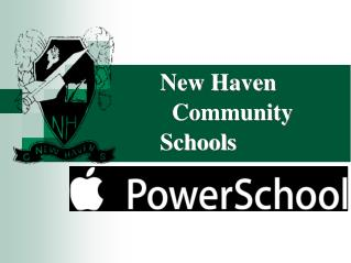 New Haven  Community Schools