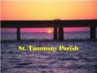 St. Tammany Parish