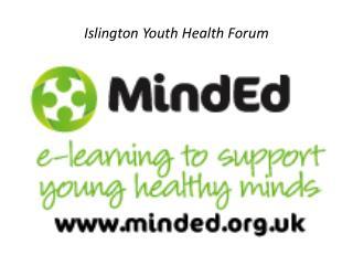 Islington Youth Health Forum