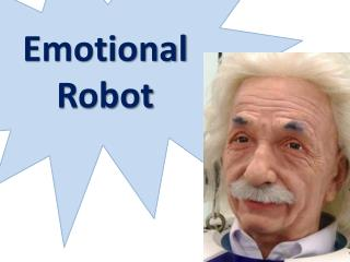 Emotional Robot