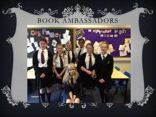 Book Ambassadors Proudly present