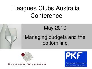 Leagues Clubs Australia Conference