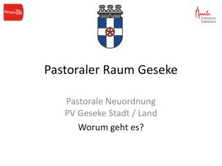 Pastoraler Raum  Geseke