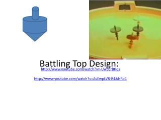 Battling Top  Design :