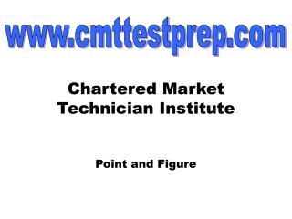 Chartered Market Technician Institute