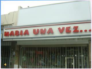 Habia Una Vez....