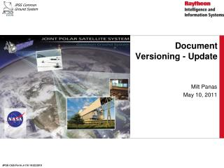 Document Versioning - Update