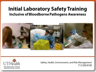 OSHA s Revised  Bloodborne Pathogens Standards