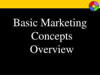 Basic Marketing Concepts Overview