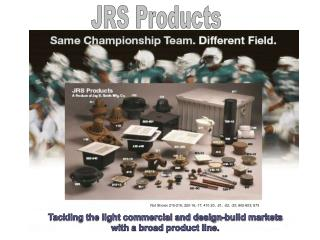 JRS Products