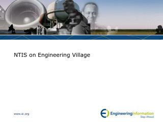 NTIS on Engineering Village