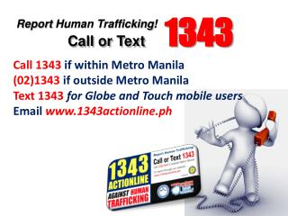 Call or Text      1343