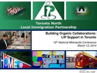 Toronto North  Local Immigration Partnership