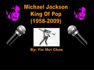 Michael Jackson King Of Pop (1958-2009)
