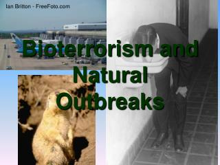 Bioterrorism and Natural Outbreaks