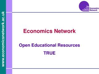 Economics Network