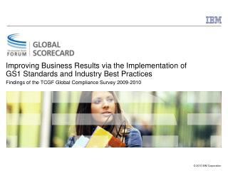 The Global Scorecard