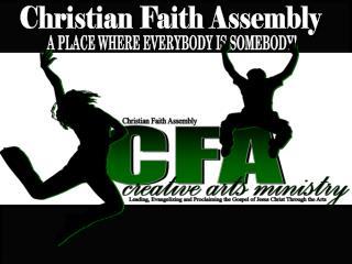 Christian Faith Assembly
