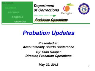 Probation Operations