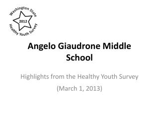 Angelo Giaudrone Middle School