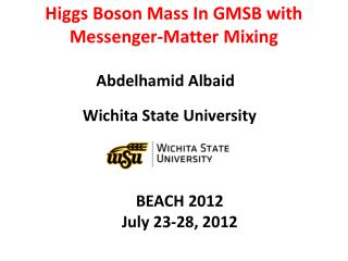 Higgs Boson Mass In GMSB with Messenger-Matter Mixing