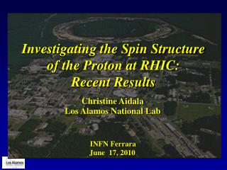 Investigating the Spin Structure of the Proton at RHIC: Recent Results