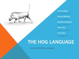 The Hog Language
