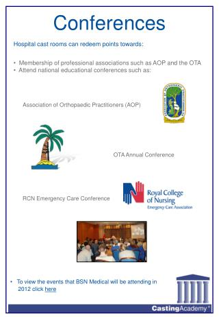 Association of Orthopaedic Practitioners (AOP)