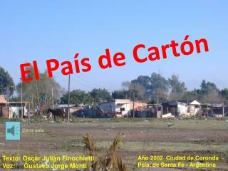 El País de Cartón