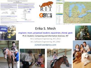 Erika S. Mesh