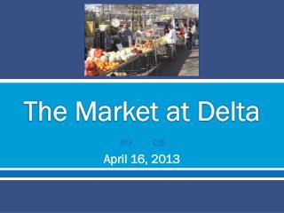 The Market at Delta